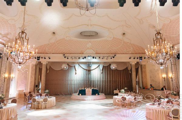 Свадебный банкет в Летнем Дворце