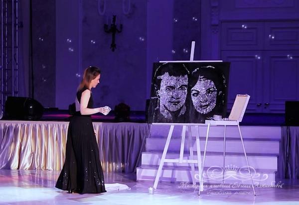 Звездное шоу на свадьбе в Летнем Дворце