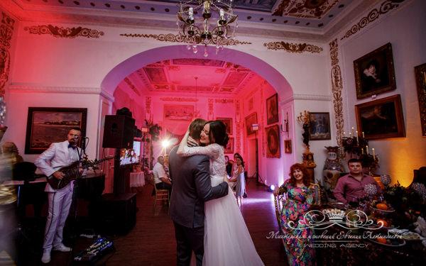 организация свадьбы в усадьбе