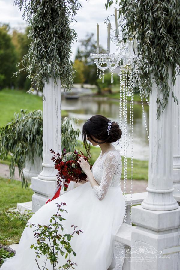 Организация свадьбы под ключ в усадьбе Марьино