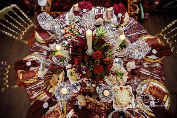 Профессиональная организация свадьбы в усадьбе Марьино