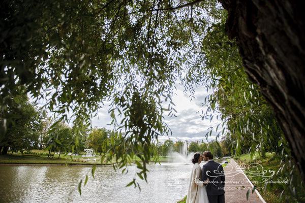 Самые красивые места для свадебной прогулки