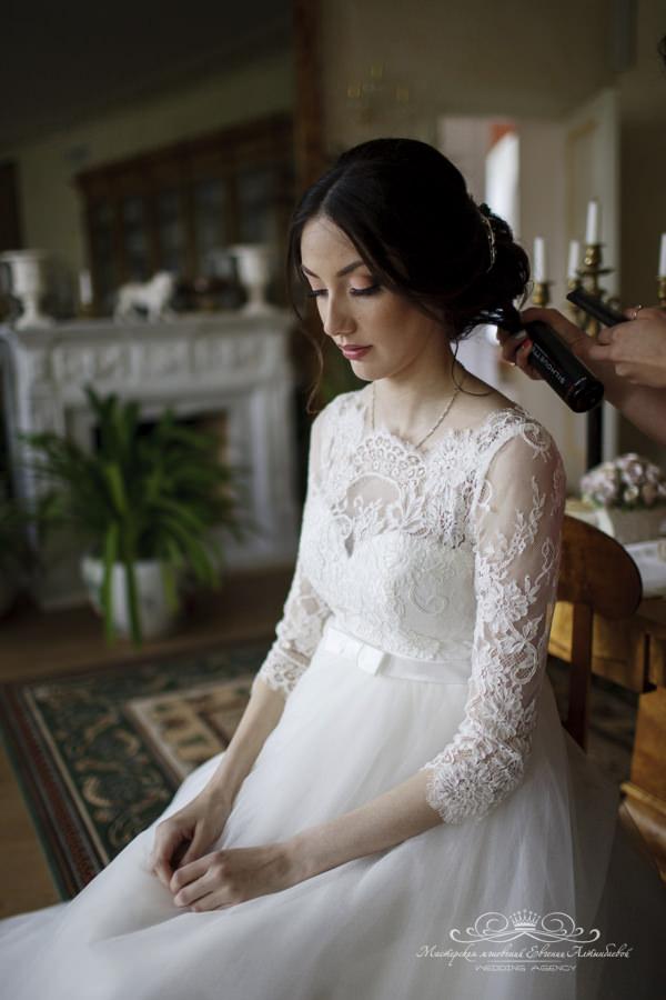 Свадебный стилист в Спб