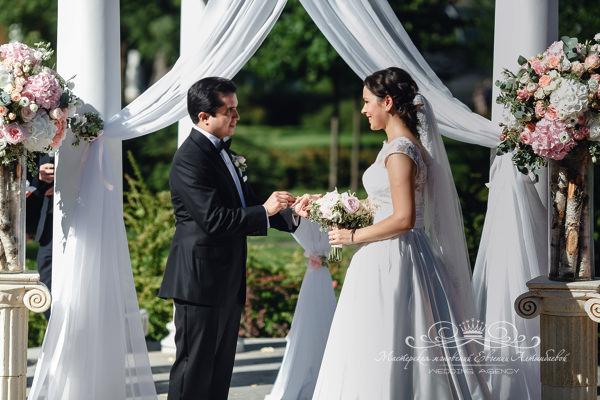 Интернациональная свадьба в Петербурге
