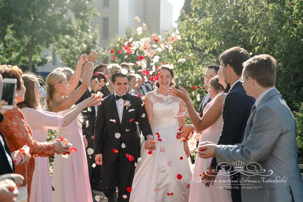 Организация интернациональной свадьбы в Спб