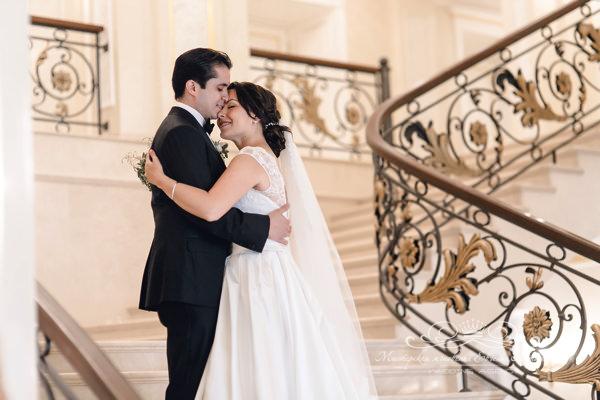 Организация красивой свадьбы в Петербурге