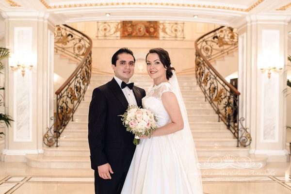 Организация Русско-Мексиканской свадьбы в Петербурге