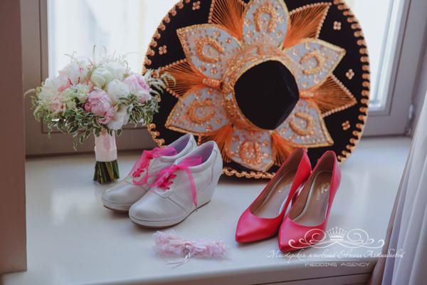 Русско-мексиканская свадьба
