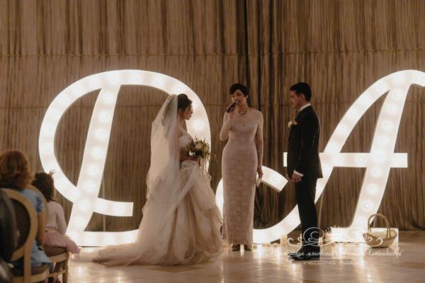 Альтернатива свадебной арке в Летнем дворце