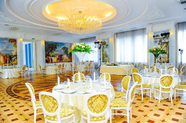 Банкетный зал для свадьбы в Резиденции К2