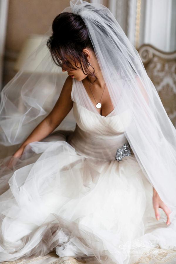 Идеальное свадебное платье от Вера Вонг