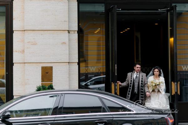 Отель в центре Спб для свадьбы