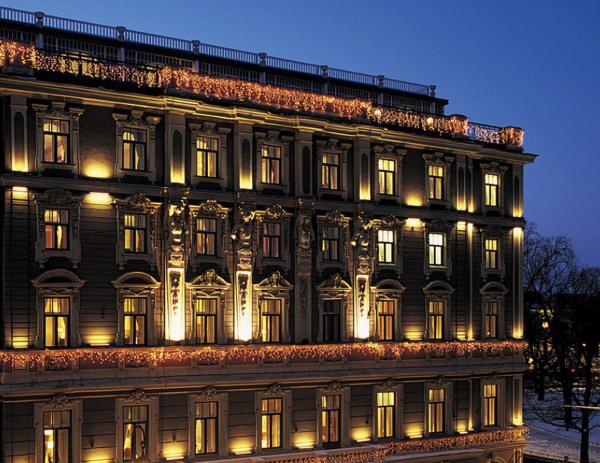 Шикарная свадьба в гранд-отеле Европа