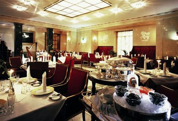 "Свадьба в Икорном баре в гранд-отеле ""Европа"""