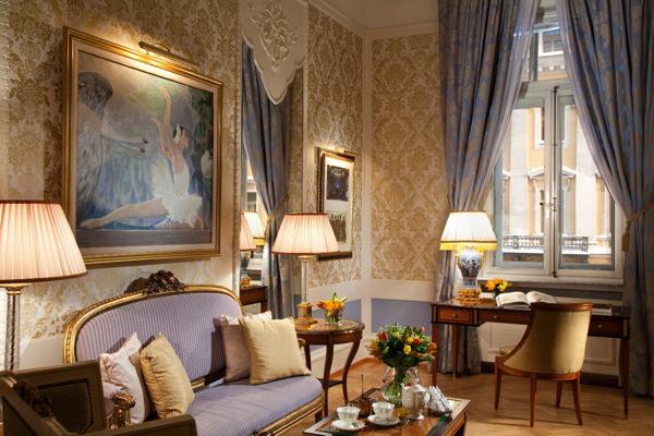 Свадебные номера в гранд-отеле Европа