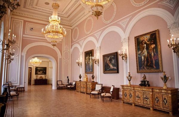 Выездная регистрация во дворце в СПб
