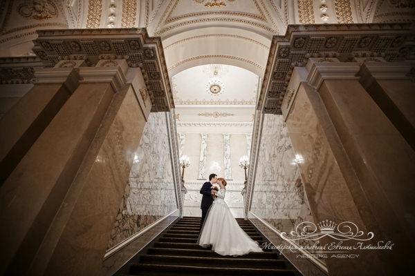 Фотограф на свадьбу в Петербурге