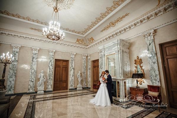 Красивые интерьеры для свадебной фотосессии в перетбурге