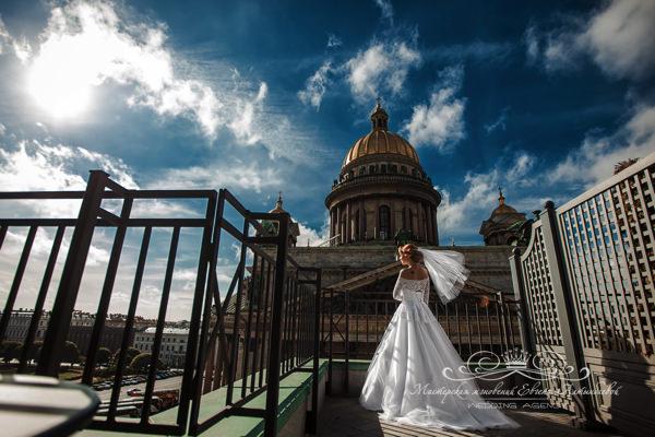 Лучшие места для сборов невесты в Петербурге