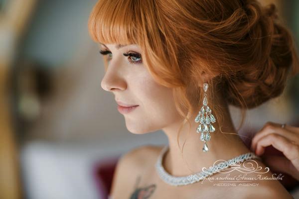 Лучшие стилисты Петербурга на свадьбу