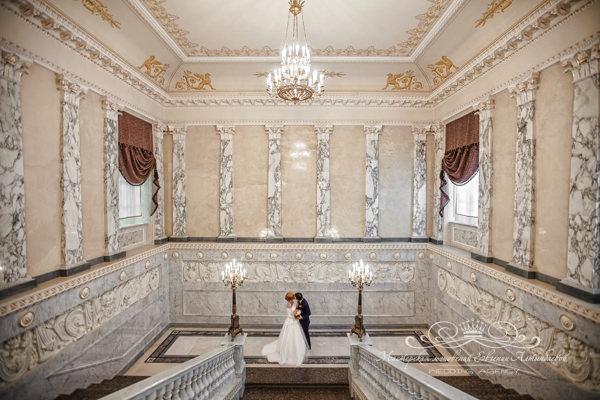 невероятно красивые интерьеры для свадебной фотосесии