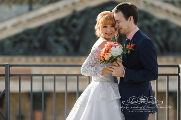 организация идеальной свадьбы в Петербурге