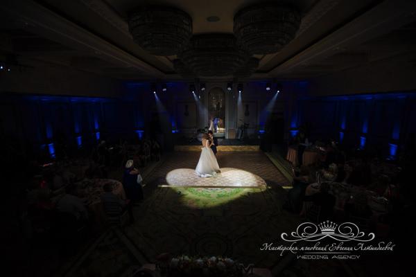 Первый свадебный танец в отеле four seasons спб