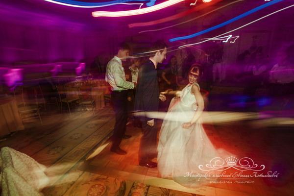 Зажигательная свадьба в отеле four seasons