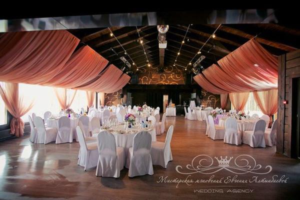 Организация свадьбы в Лесной рапсодии