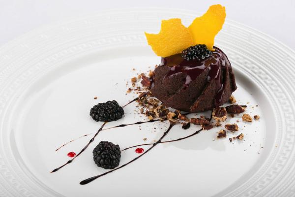 Десерты на свадьбе в ресторане il lago dei cigni
