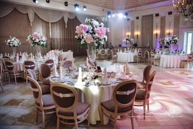 Розовый зал в Летнем дворце