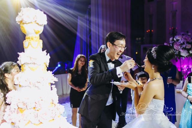 Идеальный финал идеальной свадьбы