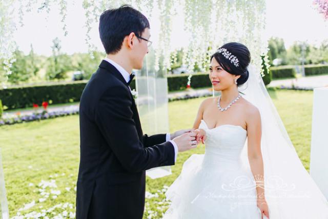 Идеальный свадебный образ невесты