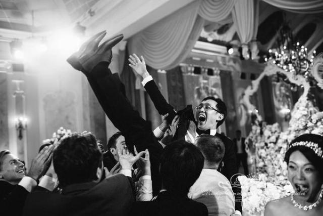 Непередаваемые свадебные эмоции