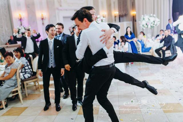 Неповторимые свадебные эмоции