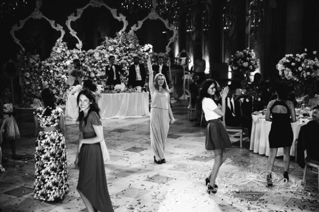 Организация роскошной свадьбы в Летнем дворце