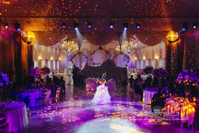 Организация роскошных свадеб в Петербурге