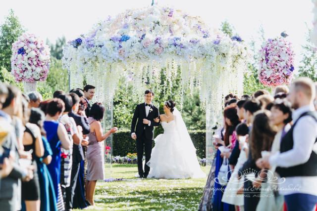 Организация свадьбы в Спб для иностранцев