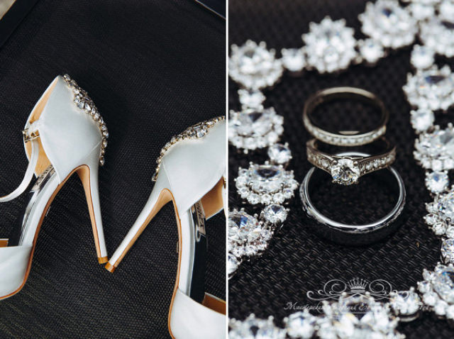 Подбор аксессуаров для образа невесты