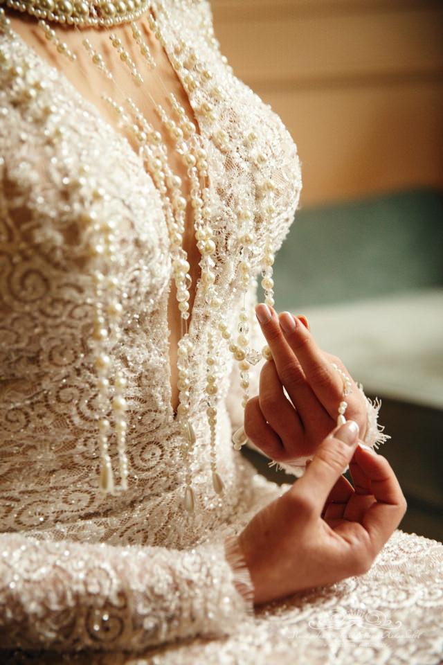 Аксессуары для невесты ручной работы