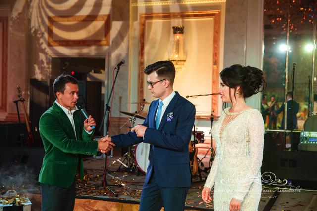 Лучшие свадебные ведущие Петербурга