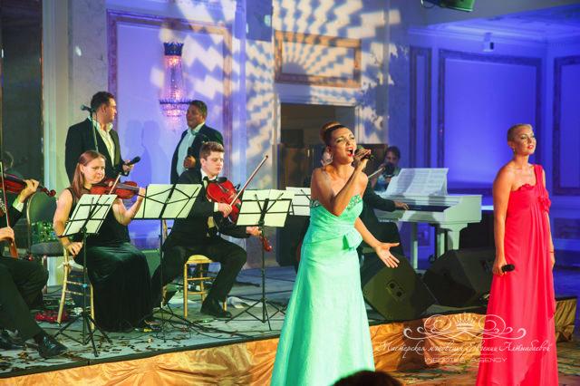 Организация выступления артистов Мариинского театра