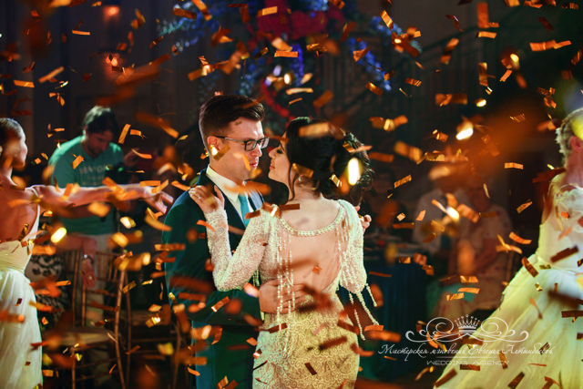 Постановочный свадебный танец в отеле Four Seasons