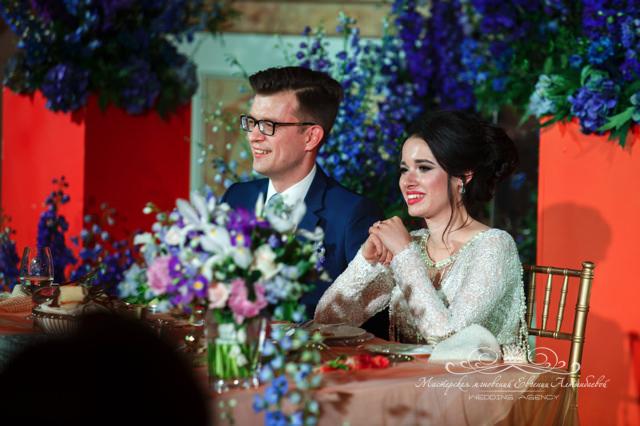 Роскошная свадьба в заде Монферан в отеле Four Seasons