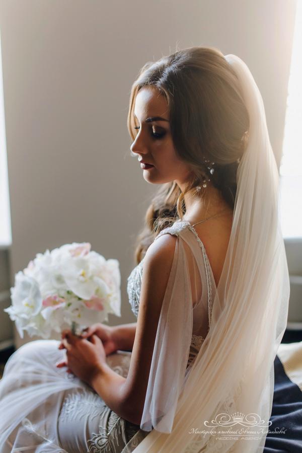 Образ невесты 50 оттенков белого