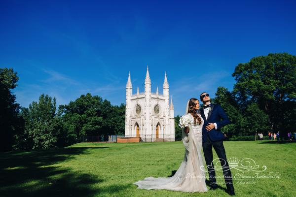 Организация свадьбы в Спб 50 оттенков белого