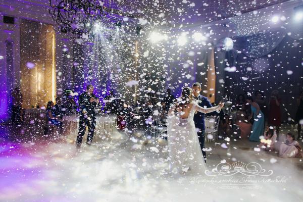 Свадьба 50 оттенков белого
