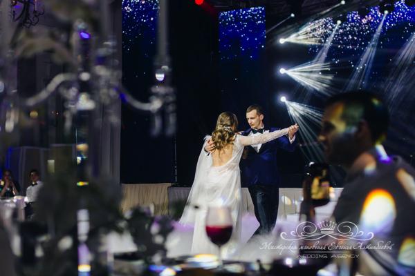 Свадебное танго 50 оттенков белого