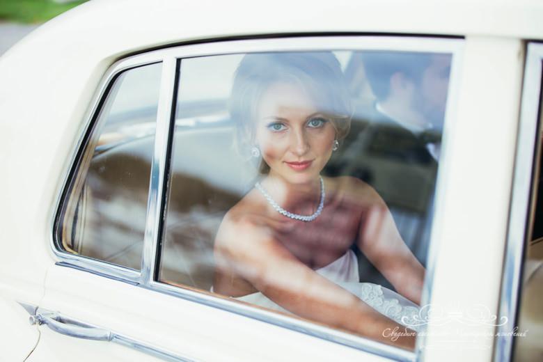 Невеста dolce&gabbana