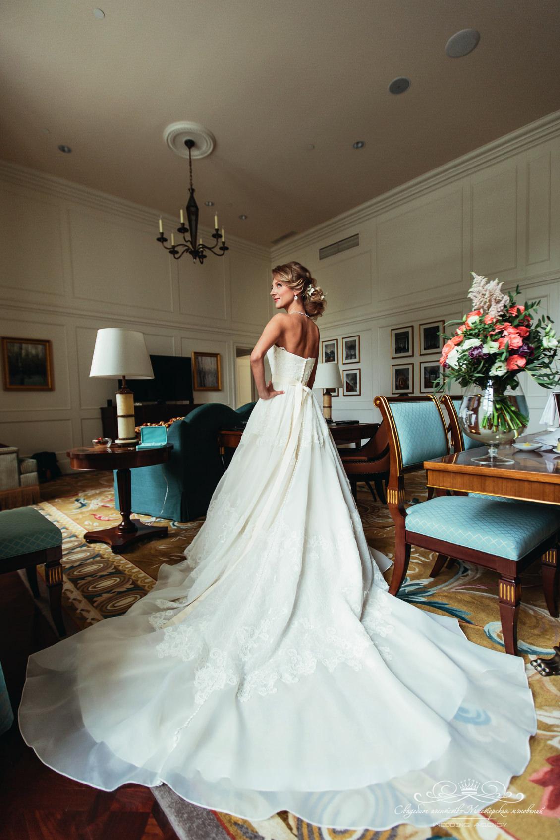 Образ невесты dolce&gabbana